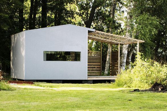 mini house in scandinavian style 1