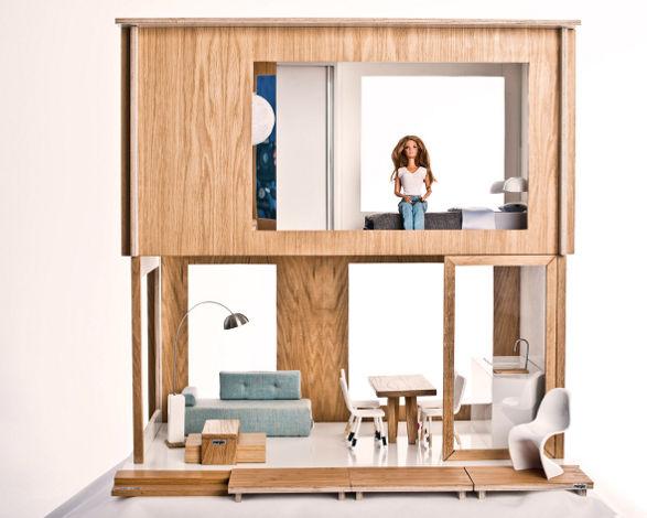 miniio eco friendly dollhouse