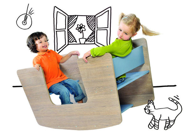 swing play table for kids by meble vox