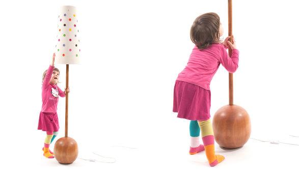mukaki lamp for child's room