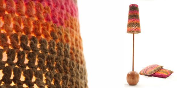 mukaki wool lamp for kid's room
