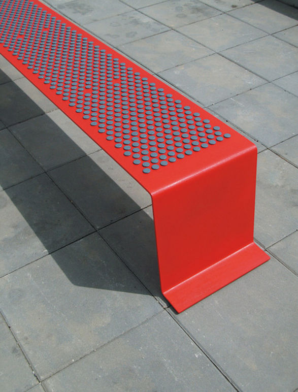 sinus park bench by mmcite