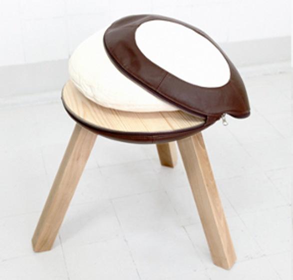 chestnut stool