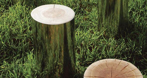 trunk stool