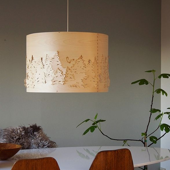 norwegian forest lamp