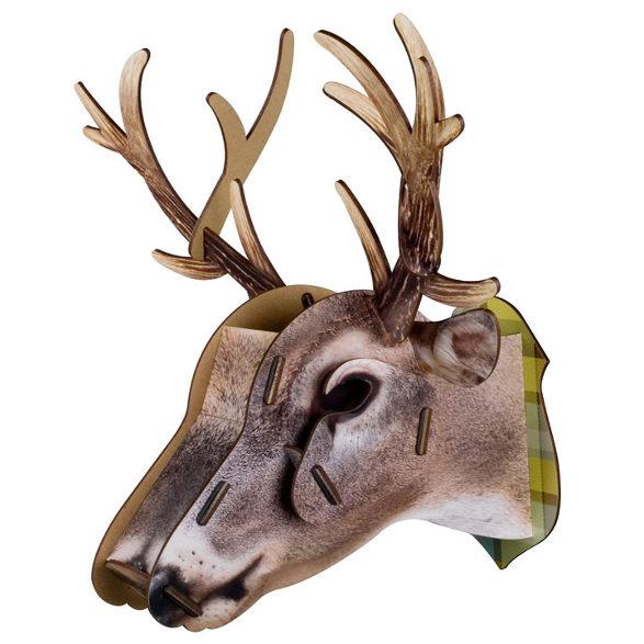king deer wall decoration