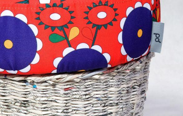 pleciak storage stool for kids recyclable 2