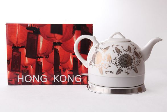 honk kong ceramic electric kettle by haen