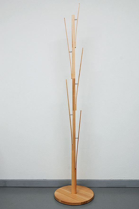 split coat hanger by pawel jasiewicz