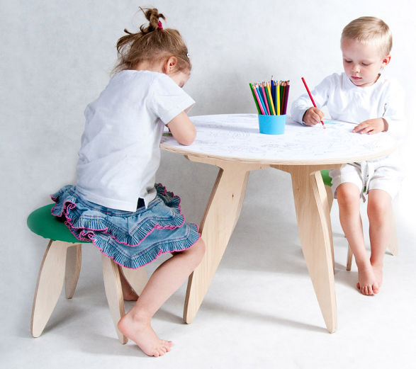 recik protein design smart table for kids