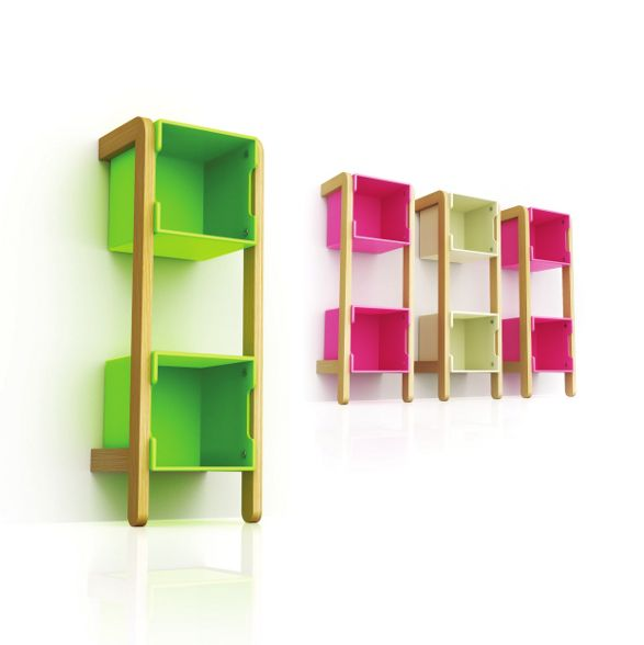 bookshelves for kid's room by timoore simple collection