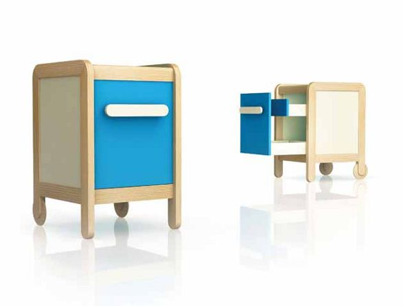 container for children's room by timoore