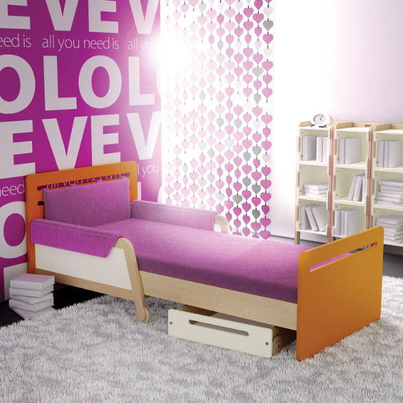 extendable bed for kids simple collection by timoore