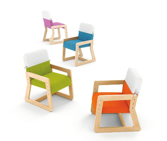 upme chairs for children by timoore