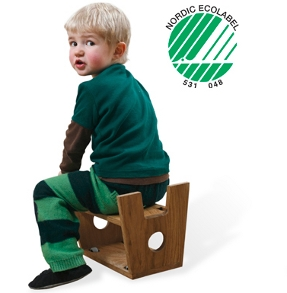 stool for children by collect furniture
