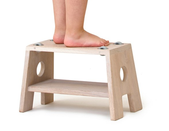 stool for kids by collect furniture