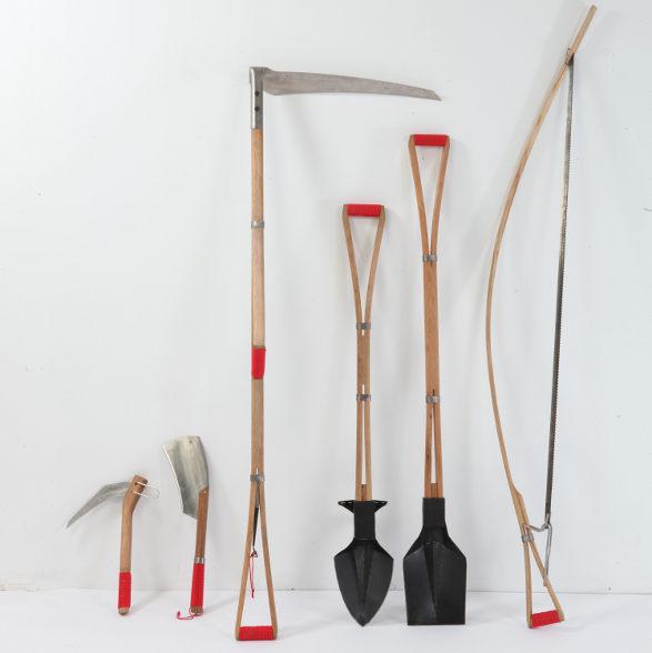 garden tools by designer itay laniado