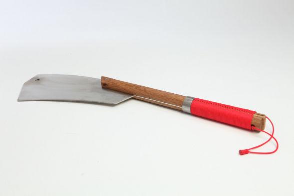 machete garden tool by designer