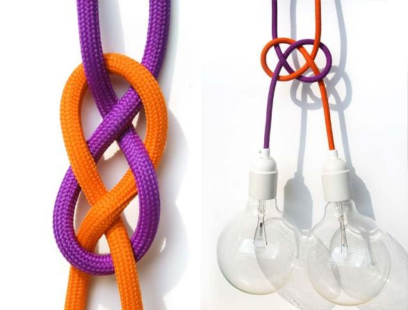 cablepower lamps for industrial interiors