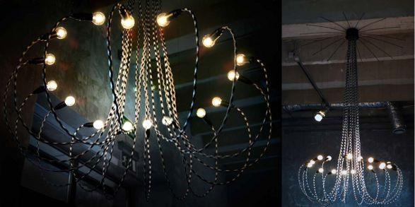 cablepower loft lamps