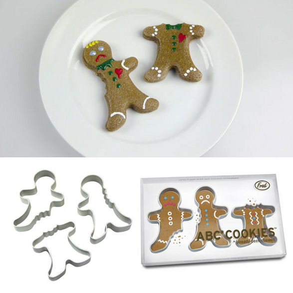 abc funny cookie cutters