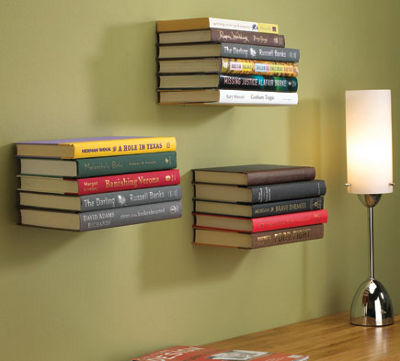 conceal invisible shelf
