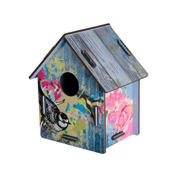 bird house wall decoration
