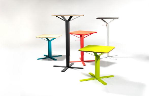 T40 tables by studio rygalik for polish eu presidency