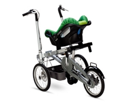 taga bike and car seat stroller