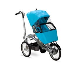 taga stroller and bike in one