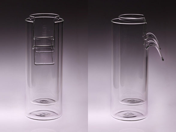 stackable and ergonomic glasses attachment