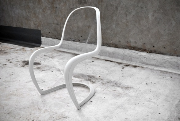 jump studios version of panton chair