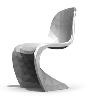 lo res united nude version of panton chair