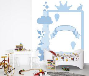 mr sign wallpaper for boys room