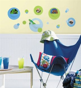 wall pockets for kid's room