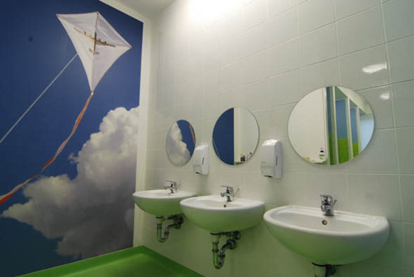 baby city nursery toilet