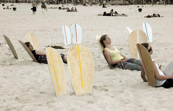 arenasiento beach board seat