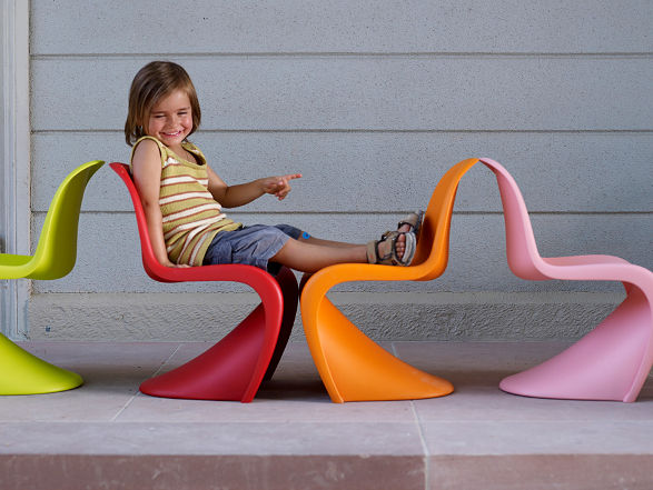 panton chair for kids