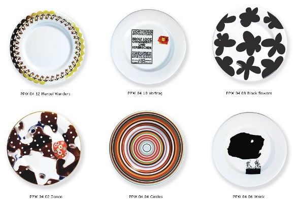 breakfast plates by marcel wanders different pieces of set