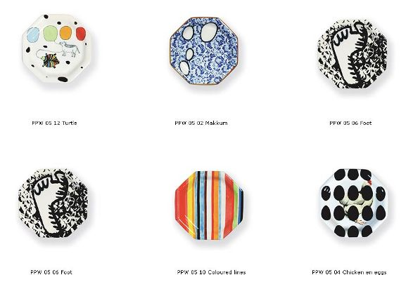 side plates by marcel wanders different elements of collection