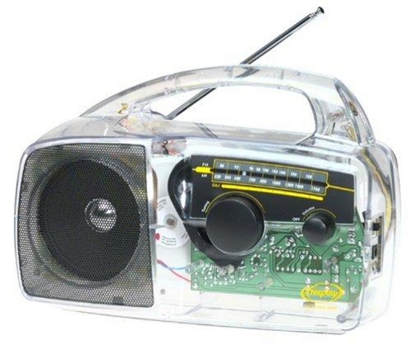 Freeplay eco friendly radio