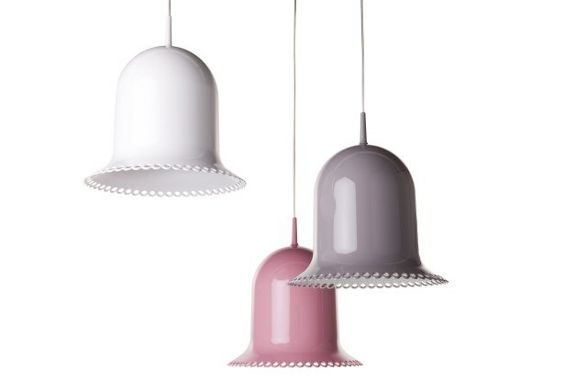 sweet pastel lamps