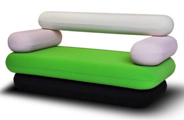 hotdog sofa